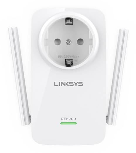 Linksys RE6700-EG WLAN Repeater 1.2 Gbit/s 2.4 GHz, 5 GHz