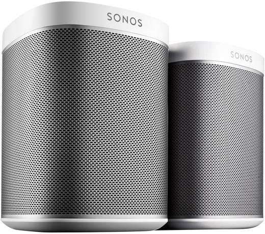 sonos 2x play 1 wei surround sound lautsprecher ovp neuwertig top ebay. Black Bedroom Furniture Sets. Home Design Ideas