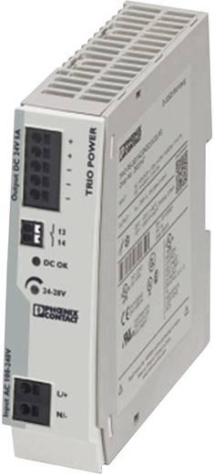 Phoenix Contact TRIO-PS-2G/1AC/24DC/5 Hutschienen-Netzteil (DIN-Rail) 24 V/DC 5 A 120 W