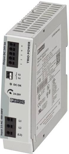 Phoenix Contact TRIO-PS-2G/3AC/24DC/5 Hutschienen-Netzteil (DIN-Rail) 24 V/DC 5 A 120 W