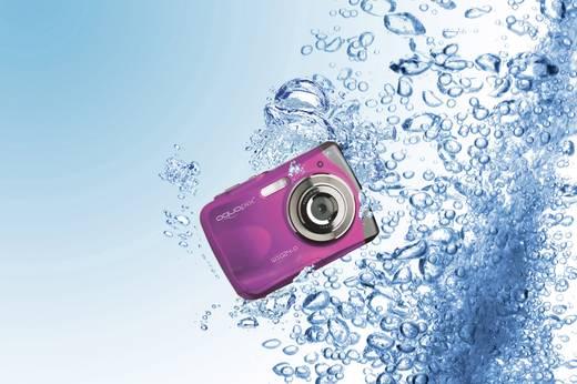 Easypix W1024-I Splash Digitalkamera 16 Mio. Pixel Pink Unterwasserkamera
