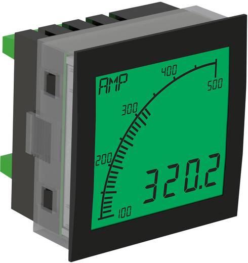Digitales Einbaumessgerät Trumeter APM-AMP-APN APM AMPEREMETER, POS-LCD Einbaumaße 68 mm x 68 mm