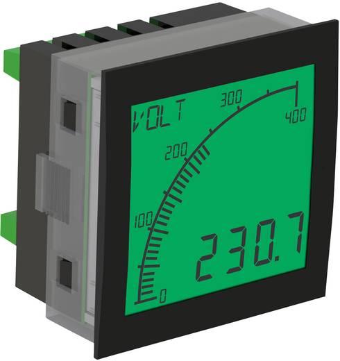 Digitales Einbaumessgerät Trumeter APM-PROC-APO APM Prozessmessgerät, Positiv-LCD Einbaumaße 68 mm x 68 mm