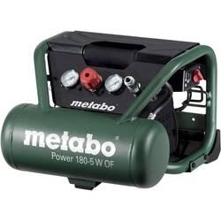 Piestový kompresor Metabo Power 180-5 W OF 601531000, objem tlak. nádoby 5 l
