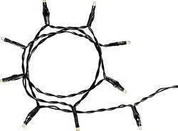 LED mikro světelný řetěz vnitřní LLC-06-001, napájení přes USB, 80, teplá bílá, 8.4 m