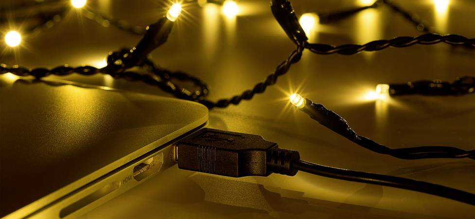 Polarlite LLC-06-002 Micro-Lichterkette