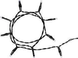 LED mikro světelný řetěz Polarlite LLC-06-003, vnitřní LLC-06-003, napájení přes USB, 80, studená bílá, 8.4 m