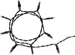 LED mikro světelný řetěz vnitřní LLC-06-004, napájení přes USB, 40, studená bílá, 4.4 m