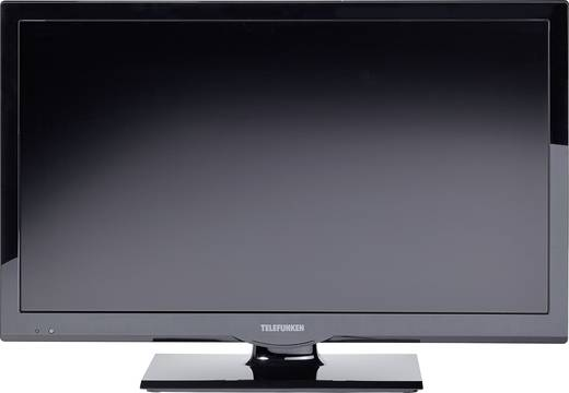 led fernseher 56 cm 22 zoll telefunken l22f275a3 eek a dvb. Black Bedroom Furniture Sets. Home Design Ideas