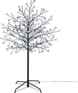 Venkovní LED strom Polarlite PCA-03-005, do sítě, hnědá, studená bílá