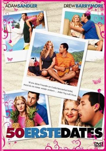 DVD 50 Erste Dates FSK: 6