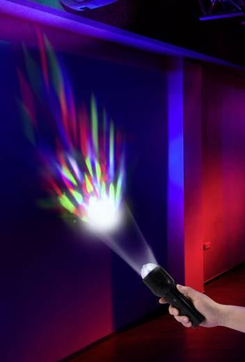 LED Party-Lichteffekt 1 W Multi-Color Anzahl Leuchtmittel: 6