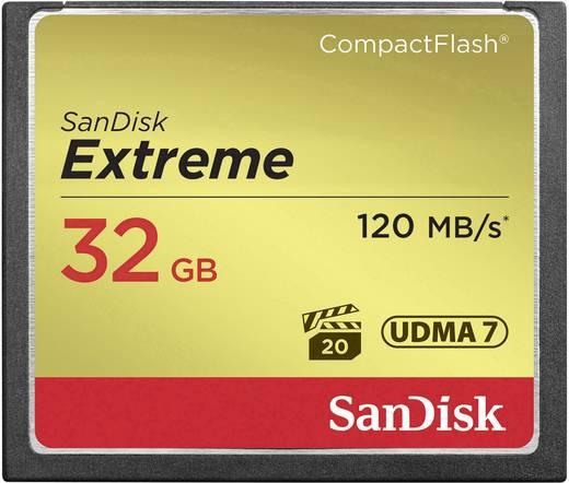 CF-Karte 32 GB SanDisk Extreme®