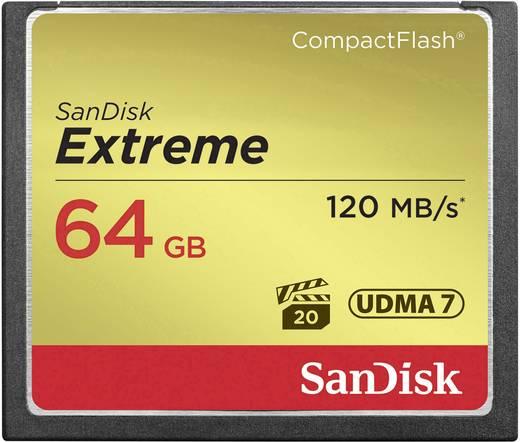 CF-Karte 64 GB SanDisk Extreme®