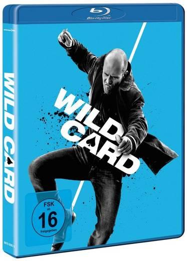 blu-ray Wild Card FSK: 16