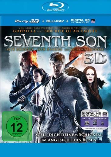blu-ray 3D Seventh Son 3D FSK: 12