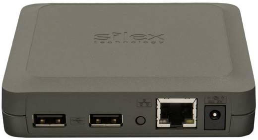 WLAN USB Server LAN (10/100/1000 MBit/s) Silex Technology DS-510