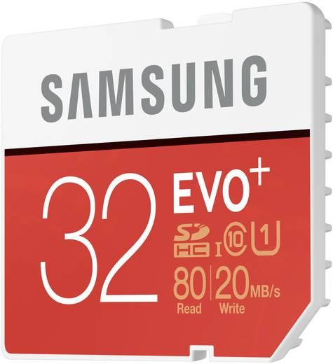 Samsung EVO Plus SDHC-Karte 32 GB Class 10, UHS-I