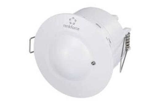 Renkforce 1362920 Einbau, Decke HF-Bewegungsmelder 360 ° Weiß IP20