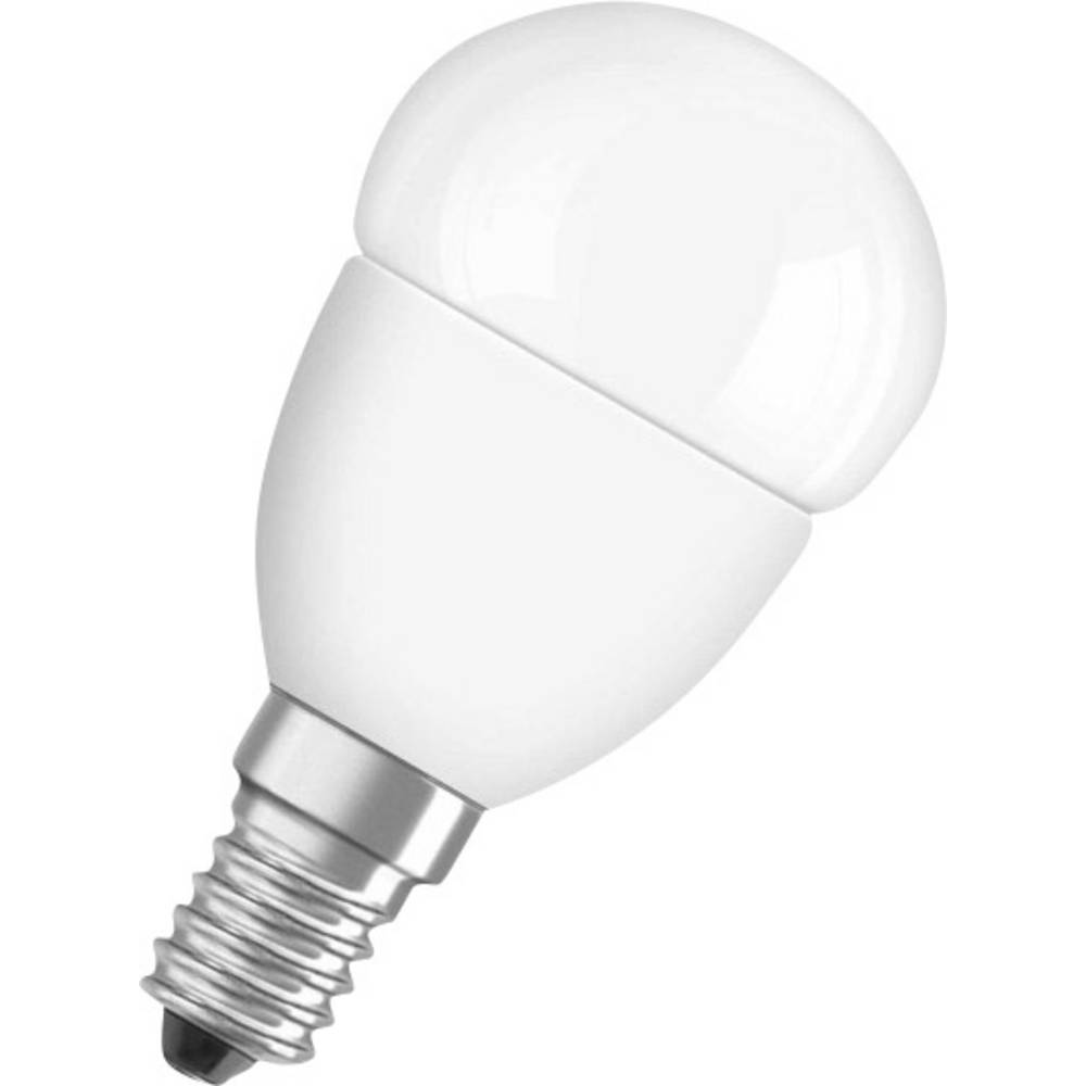 Osram ampoule led e14 5 4w 40w goutte for Ampoule led jardin