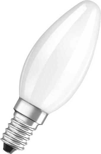 OSRAM LED E14 Kerzenform 3.4 W = 25 W Warmweiß (Ø x L) 35 mm x 99 mm EEK: A++ 1 St.