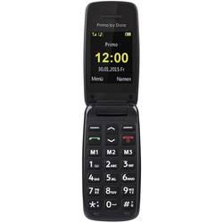 Primo by DORO 401 telefón pre seniorov - véčko čierna