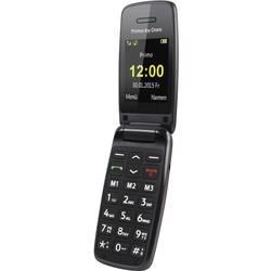 Primo by DORO 401 telefón pre seniorov - véčko červená