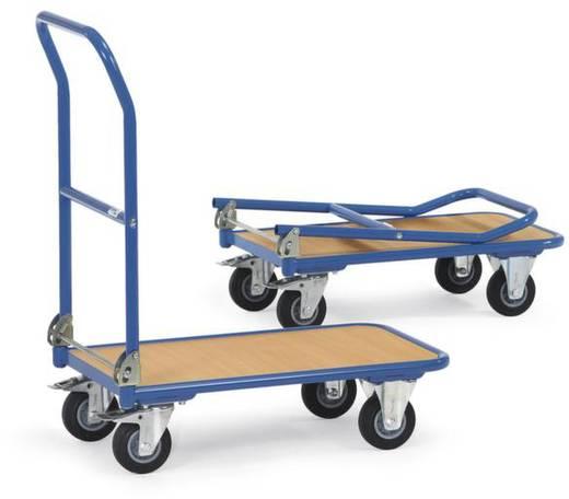 Plattformwagen klappbar Stahl pulverbeschichtet Traglast (max.): 150 kg Fetra 1132