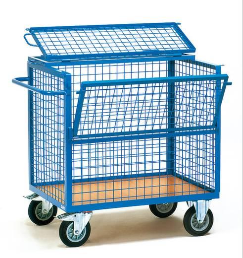 Kastenwagen Stahl pulverbeschichtet Traglast (max.): 500 kg Fetra 2762