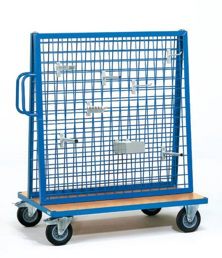 Werkstückwagen Stahl pulverbeschichtet Traglast (max.): 500 kg Fetra 1301