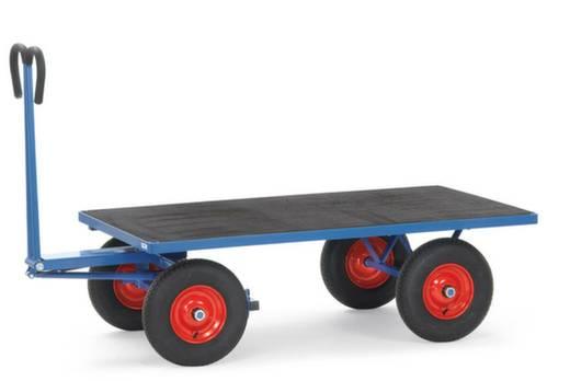 Handpritschenwagen Stahl pulverbeschichtet Traglast (max.): 1250 kg Fetra 6406L