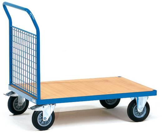 Plattformwagen Stahl pulverbeschichtet Traglast (max.): 400 kg Fetra 1510