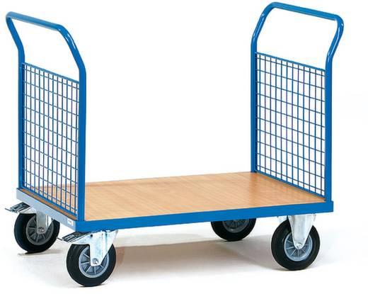 Plattformwagen Stahl pulverbeschichtet Traglast (max.): 500 kg Fetra 1521