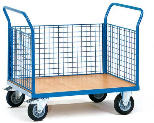 Plattformwagen Stahl pulverbeschichtet Traglast (max.): 500 kg Fetra 1533