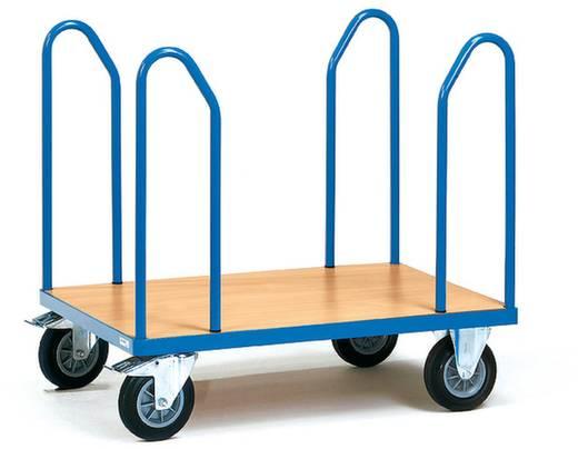 Plattformwagen Stahl pulverbeschichtet Traglast (max.): 500 kg Fetra 1582