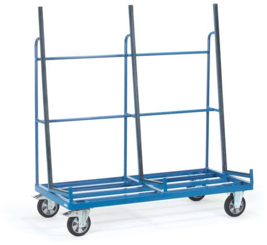 Plattenwagen Stahl pulverbeschichtet Traglast (max.): 1200 kg Fetra 4456