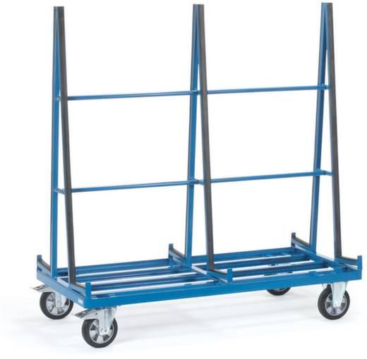 Plattenwagen Stahl pulverbeschichtet Traglast (max.): 1200 kg Fetra 4475