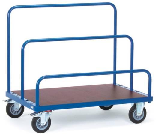 Plattenwagen Stahl pulverbeschichtet Traglast (max.): 500 kg Fetra 4463