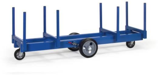 Langmaterial-Wagen Stahl pulverbeschichtet Traglast (max.): 3000 kg Fetra 2123