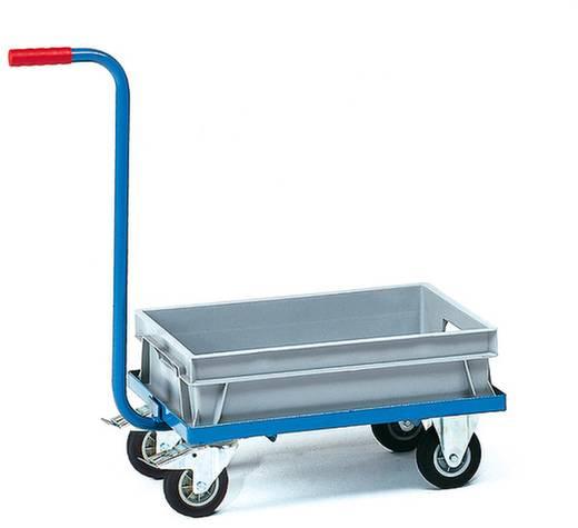 Handwagen Stahl pulverbeschichtet Traglast (max.): 250 kg Fetra 2167