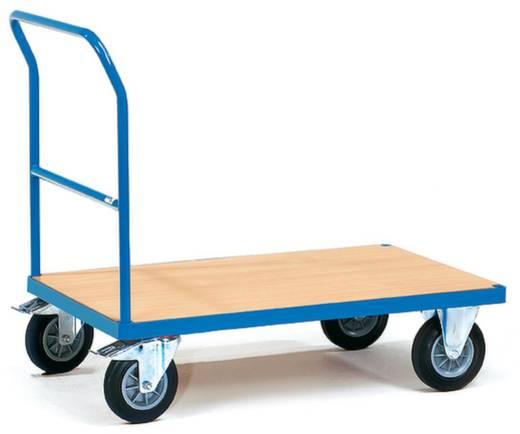 Plattformwagen Stahl pulverbeschichtet Traglast (max.): 500 kg Fetra 2502