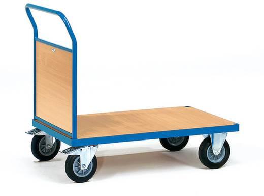 Plattformwagen Stahl pulverbeschichtet Traglast (max.): 400 kg Fetra 2510