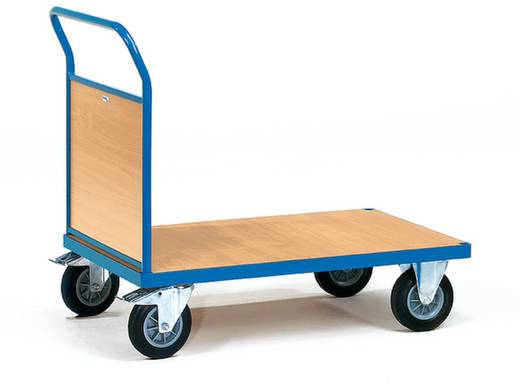 Plattformwagen Stahl pulverbeschichtet Traglast (max.): 500 kg Fetra 2512