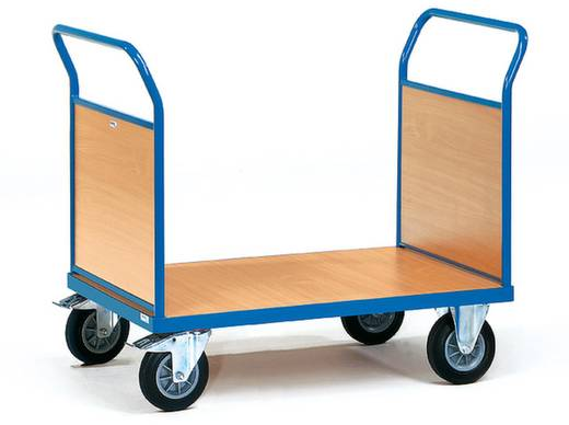 Plattformwagen Stahl pulverbeschichtet Traglast (max.): 500 kg Fetra 2521
