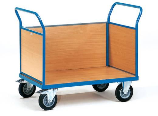 Plattformwagen Stahl pulverbeschichtet Traglast (max.): 500 kg Fetra 2533