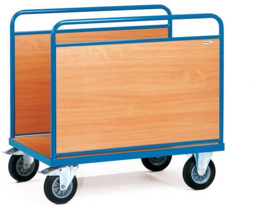 Plattformwagen Stahl pulverbeschichtet Traglast (max.): 500 kg Fetra 2542