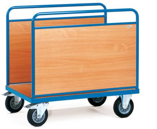 Plattformwagen Stahl pulverbeschichtet Traglast (max.): 500 kg Fetra 2543