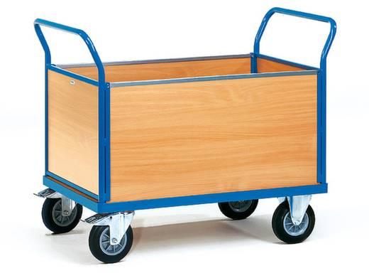 Plattformwagen Stahl pulverbeschichtet Traglast (max.): 500 kg Fetra 2553