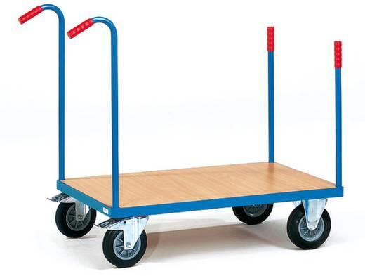 Plattformwagen Stahl pulverbeschichtet Traglast (max.): 400 kg Fetra 2580