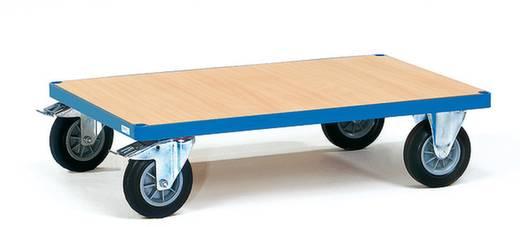 Plattformwagen Stahl pulverbeschichtet Traglast (max.): 500 kg Fetra 2593
